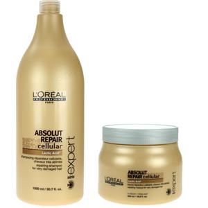 LOreal Absolut Repair Szampon regenerujący włosy zniszczone 1500ml