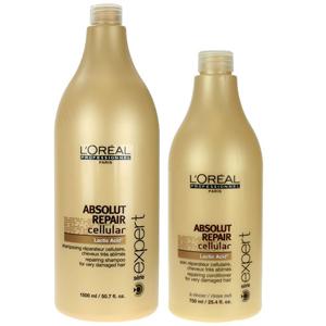 LOreal Absolut Repair Maska odżywczo-regenerująca włosy zniszczone 500ml