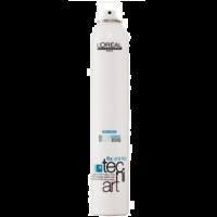 LOreal Tecni Art Anti Frizz Spray mocno utrwalający do stylizacji chroniący włosy przed puszeniem się pod wpływem wilgoci 400ml