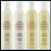 John Masters Organics Bare Organiczna Bezzapachowa Odżywka do każdego rodzaju włosów 237ml