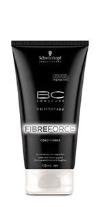 Schwarzkopf BC Fibre Force Rinse Out Conditioner odżywka z keratyną 150ml