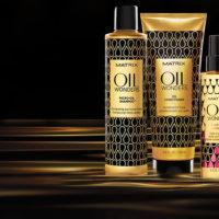 Matrix Oil Wonders/ Indian Amla/Olejek Wygładzający Do  Wszystkich Rodzajów Włosów 125ml