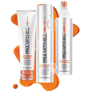 Paul Mitchell Color Protect Reconstructive Odżywka ożywiająca kolor włosów 500ml