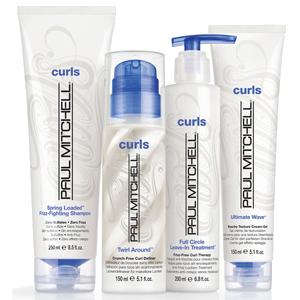 Paul Mitchell Curls Spring Loaded Bezsiarczanowy szampon do włosów kręconych 250ml NOWOŚĆ