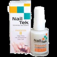 Nail Tek Foundation II Podkładowa odżywka do paznokci cienkich, miękkich lub rozdwajających się 15ml