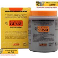 GUAM Fanghi d`alga PANCIA E GIROVITA 1kg Błoto wyszczuplające na brzuch i biodra 1kg