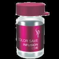 Wella SP Color Save Infusion Esencja pielęgnująca kolor włosów farbowanych 6x5ml