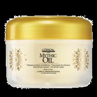 LOreal Mythic Oil Odżywcza maska do każdego rodzaju włosów 200ml