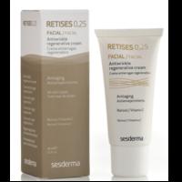 Sesderma Retises 025% Krem przeciwzmarszczkowy na noc z retinolem 30ml