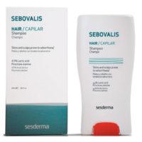 Sesderma Sebovalis Treatment Szampon przeciwłojotokowy i przeciwłupieżowy 200ml