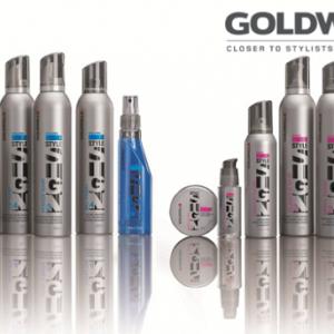 Goldwell Big Finish 300ml Spray Zwiększający Objętość Włosów 300ml