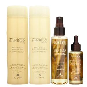 Alterna Bamboo Smooth Anti-Humidity Hair Spray Lakier do włosów 213g