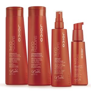 Joico Smooth Cure Bezsiarczanowy szampon wygładzający 300ml