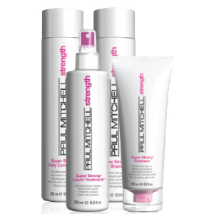Paul Mitchell Super Strong Liquid Treatment Odżywka wzmacniająca w sprayu 250ml