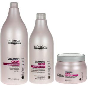 LOreal Vitamino Color Szampon do pielęgnacji włosów farbowanych 1500ml