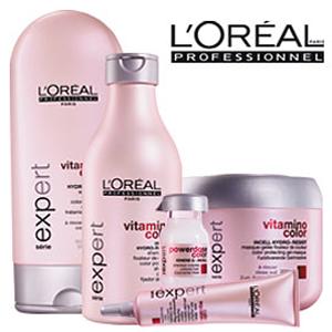 LOreal Vitamino Color Szampon do pielęgnacji włosów farbowanych 250ml