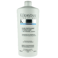 Kerastase Specifique Bain Exfoliant Hydratant Kąpiel przeciwłupieżowa (łupież suchy) 1000ml