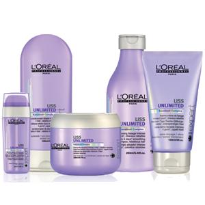 LOreal Liss Unlimited Maska wygładzająca włosy 500ml