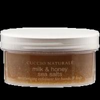 Cuccio Milk & Honey Sea Salts Sól morska do ciała stóp i dłoni miód i mleko 240ml
