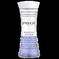 Payot Efface Cils Douceur Dwufazowy delikatny płyn do demakijażu oczu i ust z ekstraktem z papai 125ml NOWOŚĆ
