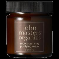 John Masters Organics Clay Glinka marokańska maseczka oczyszczająca 57g