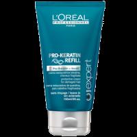 LOreal Pro Keratin Refill Protective Cream Termoaktywna Odżywka keratynowa odbudowująca strukturę włosów 150ml