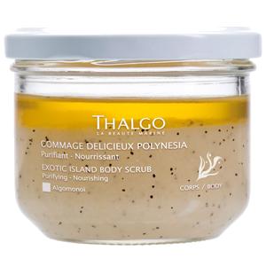 Thalgo Exotic Island Relaksująco odżywczy peeling do ciała 270g NOWOŚĆ - denque.com.pl