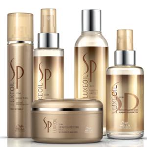 Wella SP Luxe Oil Uniwersalny szampon keratynowy 200ml
