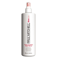 Paul Mitchell Freeze and Shine Super Spray Lakier zamrażający fryzurę 500ml
