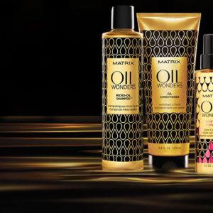 Matrix Oil Wonders/Oil Conditioner/Odżywka do włosów z olejkami/200ml