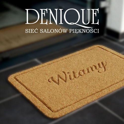 Witaj w nowym sklepie Denique!